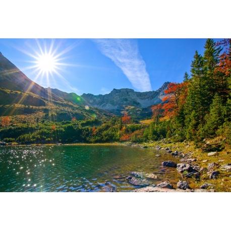 Soiernsee, Soierngruppe, Herbst, See