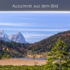 Barmsee mit Waxenstein und Zugspitze