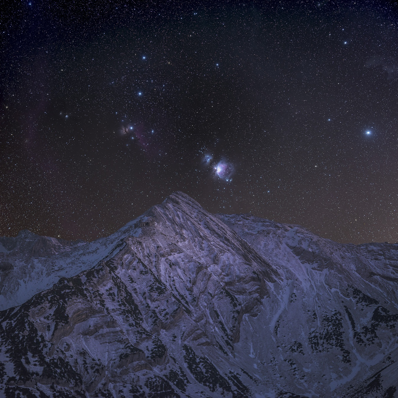 Orion krapfenkarspitze