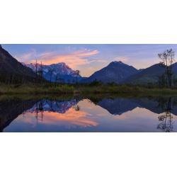 Zugspitze gespiegelt