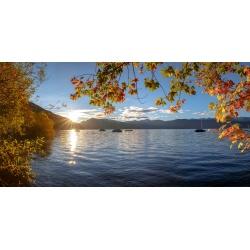 Walchensee-Sonnenaufgang
