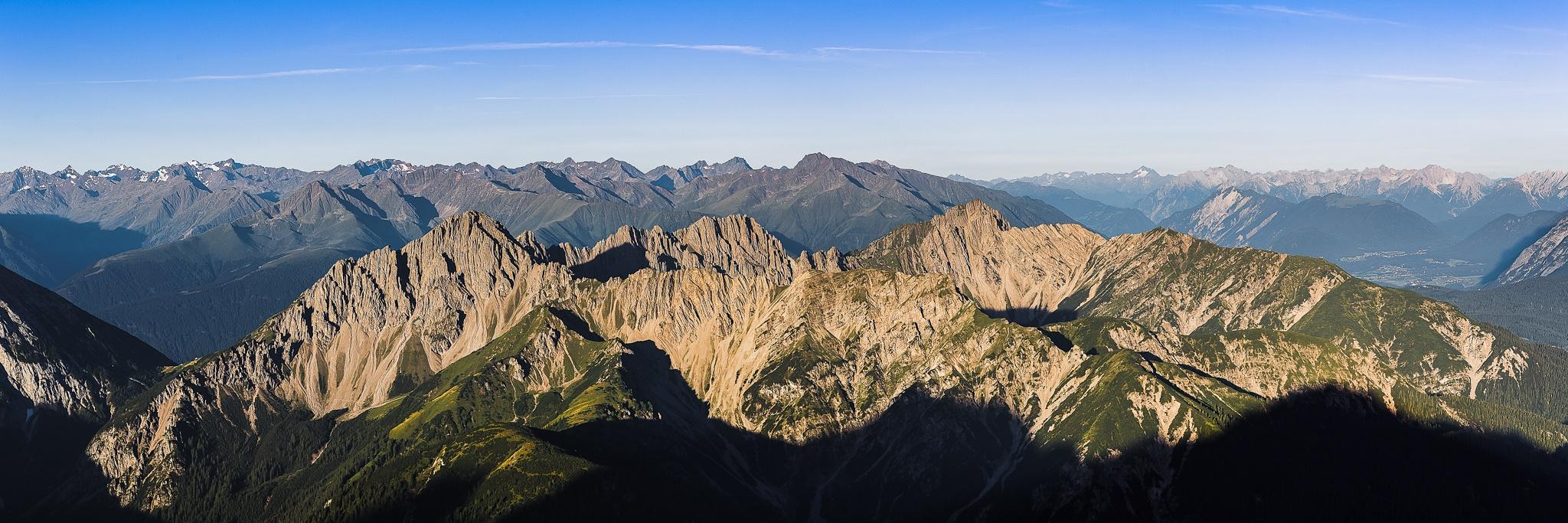 Erlspitze, Karwendel