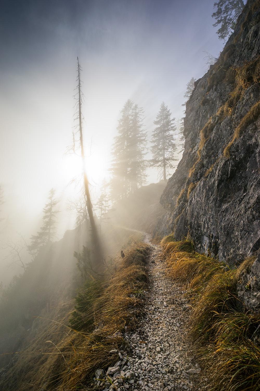 Lakaiensteig Soierngebirge