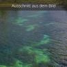 Kalkfelsen schimmern grün - Isarwasser