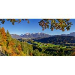 Gerold - Karwendel - Herbst in den Bergen