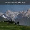Tiefkarspitze im Karwendelgebirge - Sternenhimmel